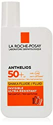 La Roche-Posay Anthelios Invisible Fluid SPF50+, 50ml , Packaging may vary