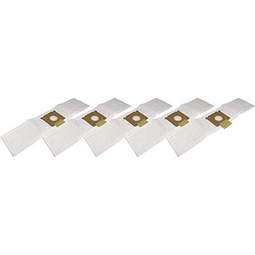 5 Staubsaugerbeutel aus Microvlies passend für Tennant V5
