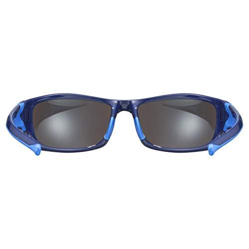 uvex Unisex– Erwachsene, sportstyle 211 Sportbrille, blue, one size - 3