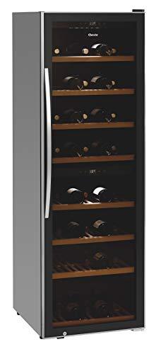 Bartscher Wijnkoelkast 2 zones 180 flessen - 700132