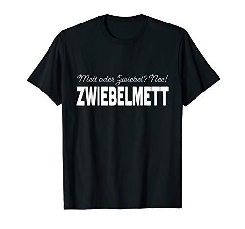 Herren Zwiebelmett Shirt Tee T-Shirt