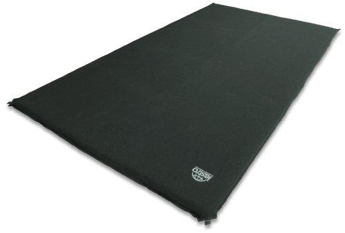 Lestra Sleep Double Tapis de sol isolant 2 personnes Noir 198 x 130 x 7,5 cm