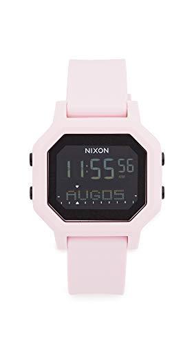 Nixon Women's The Siren 38mm Watch, Pale Pink, One Size