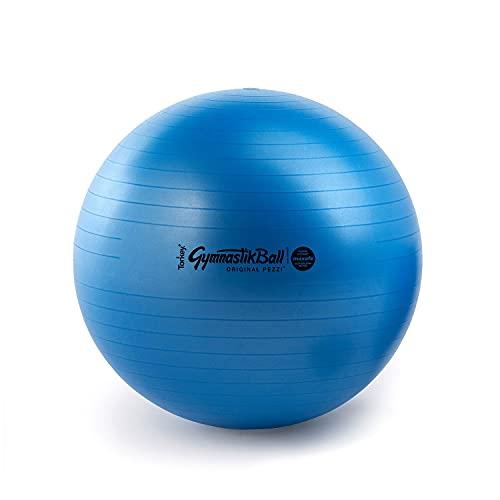 Pezziball Gymnastikball MAXAFE (anti-burst) 65 cm BLAU