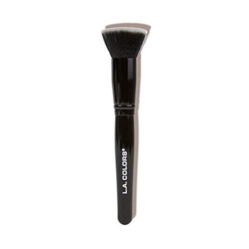 L.A. COLORS Cosmetic Brush - Flat Kabuki Brush (3 Pack)