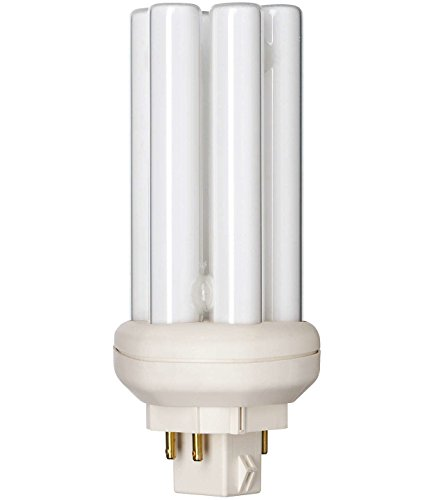 Philips master pl-t - Lámpara pl-t compacta 4pat.18w/830 gx24q-2