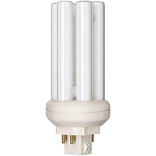 Philips - Lampadina PL-T 18 Watt, luce bianca calda (830), 4P GX24q-2