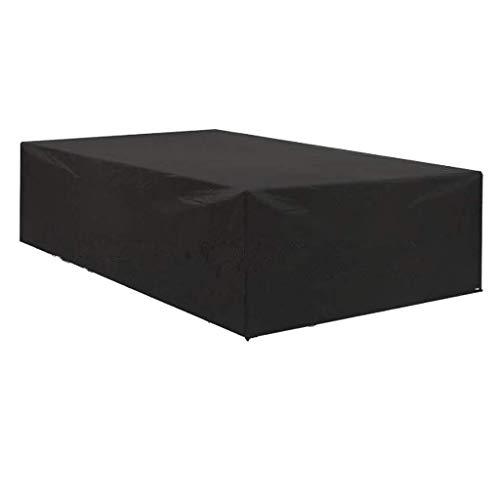 XUXUWA Sillas de Comedor Muebles de terraza Mesa y Juego de sillas de la Cubierta - Muebles de Exterior Superior de la Cubierta con Material Duradero y Resistente al Agua y