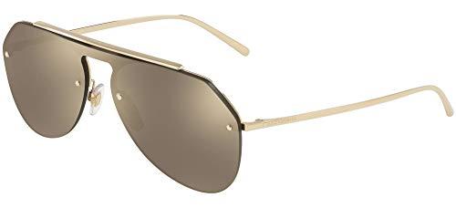 Dolce & Gabbana 0DG2213 Gafas de sol, Pale Gold, 45 para Hombre