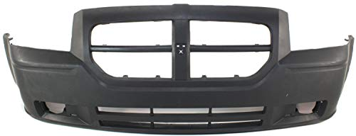 Front Bumper Cover Compatible with 2005-2007 Dodge Magnum Primed