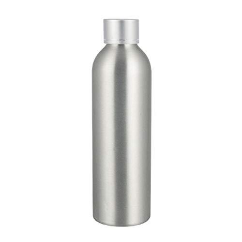 geshig Rostfreier Auslaufsicherer Aluminium-Flasche Lotion Toner Flüssigkeitsbehälter