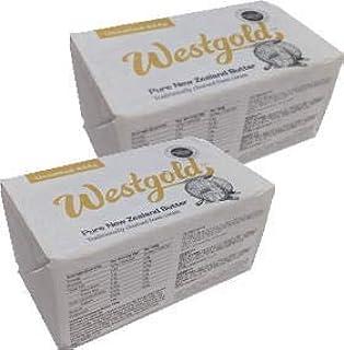 ウエストランド NZ産 グラスフェッドバター 無塩ポンドバター 454g×2個セット