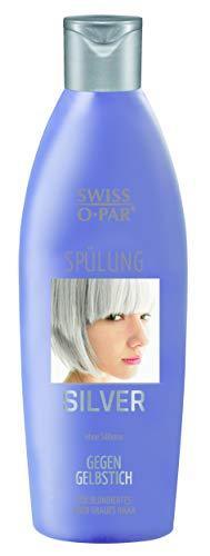 Swiss-o-Par Silver Spülung, 2er Pack(2 x 250 ml)