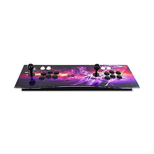Diversa Consola de juegos Arcade Moonlight Home Box Dual-joystick funciona con monedas consola de juegos multijugador Soporta batalla clásica lucha contra el TV de proyección puede ser en la misma pan