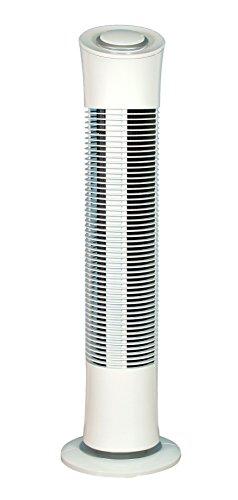 Salco Turmventilator Kolem, 3 Geschwindigkeiten, Timer, in 2 Farben (weiß)