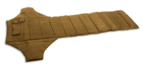 VooDoo Tactical Roll Up Padded Shooting Mat, Coyote Tan