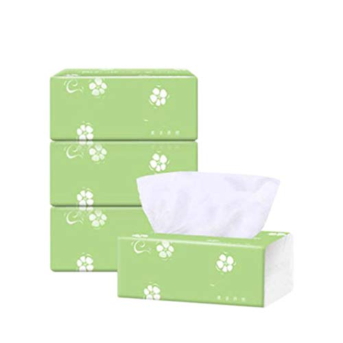 Log Soft 3Ply Facial Tissue 3 Packs 300 Sheets per Packs 3 Packs
