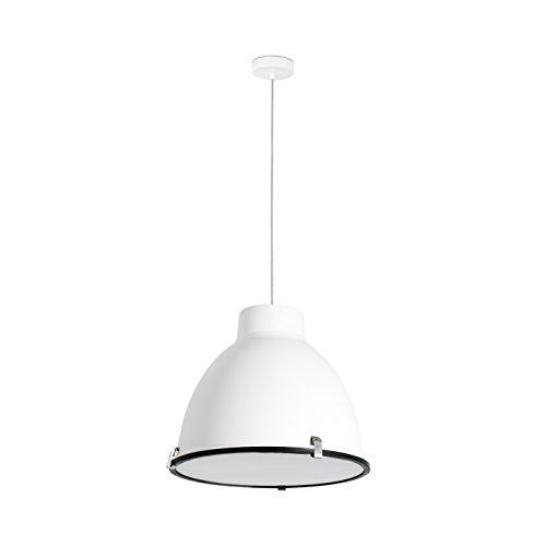 Faro Barcelona 68563 CHARLOTTE Lampe suspension blanche