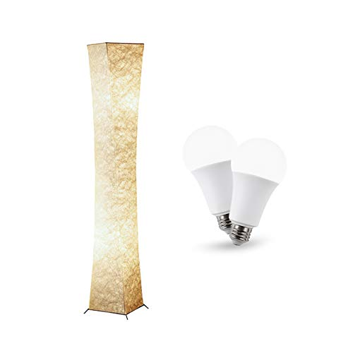 12W Floor lamp and 9W Rechargable Emergency LED Bulb