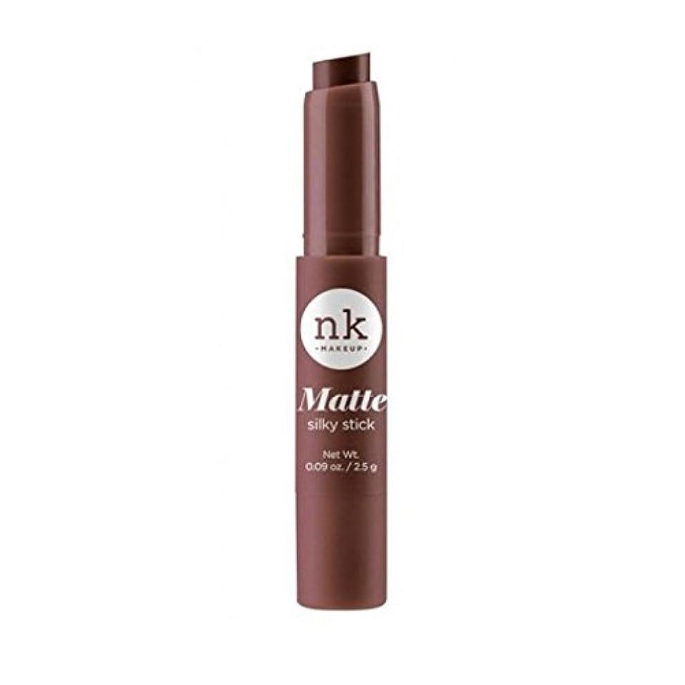 ほのか溶岩ナビゲーション(6 Pack) NICKA K Silky Matte Stick - Irish Coffee (並行輸入品)