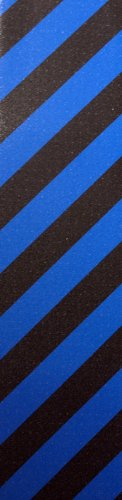 Enuff Skateboard Grip-Tape, schwarz/blau, Gefahr