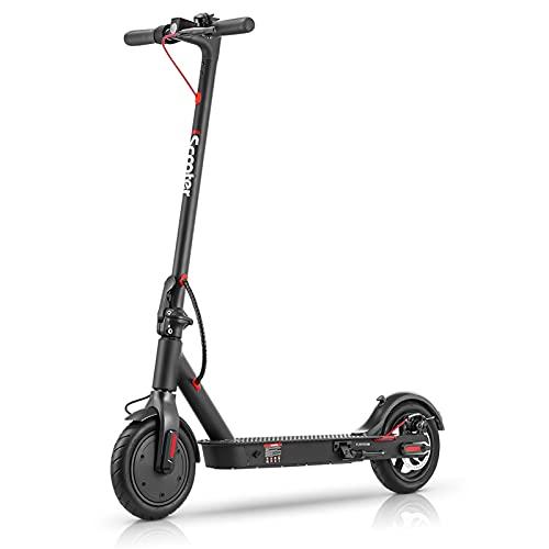 Elektroroller für Erwachsene Last 120kg, i9P E Scooter 25 km/h, 350W Motor | bis zu 25km Reichweite | 7.8AH Batterie | 8,5 Zoll Luftreifen Faltbarer e-Roller für Erwachsene und Jugendliche