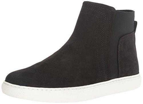Kenneth Cole REACTION Women's Jodi Sneaker, Black, 7.5 M US