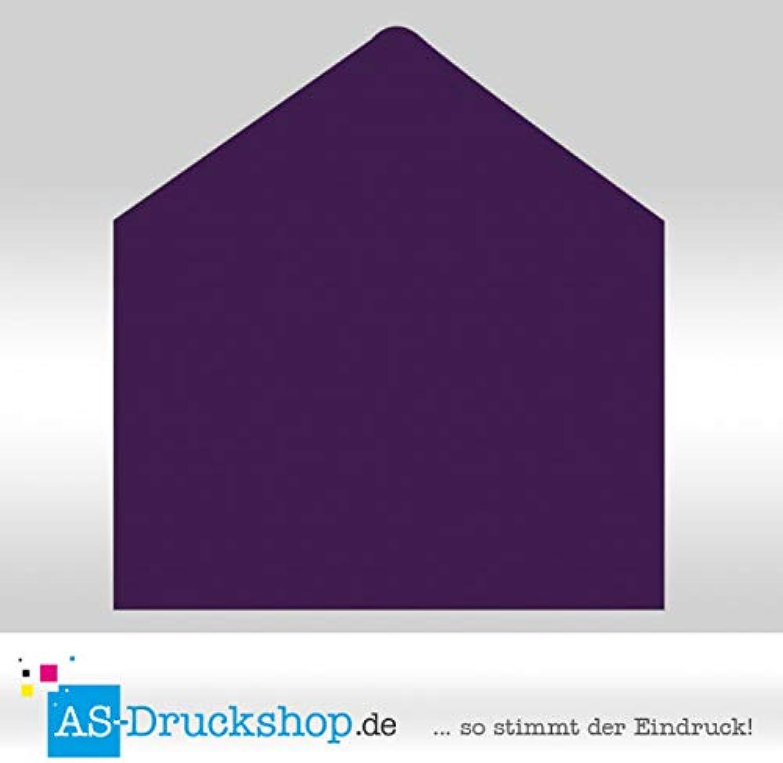 Briefumschlag KuGrün - lilat - mit Seidenfutter DIN C5   50 Stück B0794XCBMB   Verschiedene aktuelle Designs