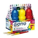 Giotto Tempera Pronta, Confezione da 6