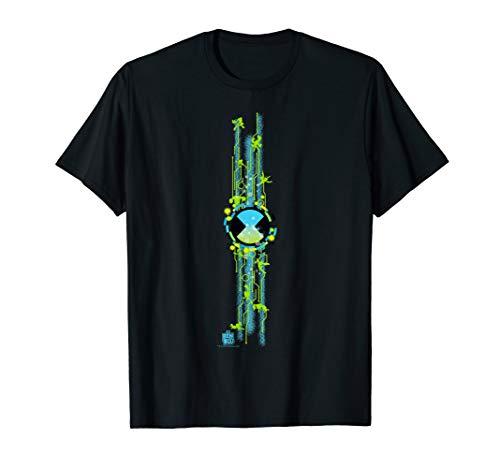 Ben 10 Ben Symbol Column T-Shirt