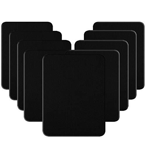 Opplei patches om op te strijken stickers doe-het-zelf tassen jean reparatieset kit retro decoratie voor kleding verschillende kleuren 36 stuks