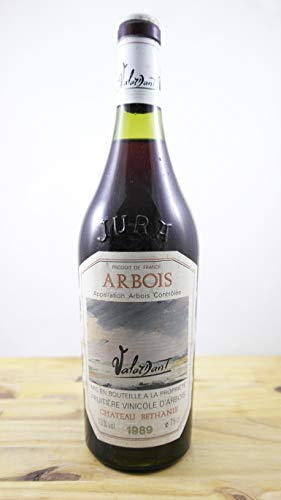 Wein Jahrgang 1989 Arbois Château Béthanie Flasche