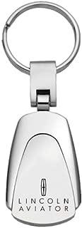 Lincoln Aviator Keychain & Keyring - Teardrop