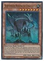 英語版(北米版) 茶 Subterror Behemoth Umastryx(U)(1st)(サブテラーマリス・リグリアード)