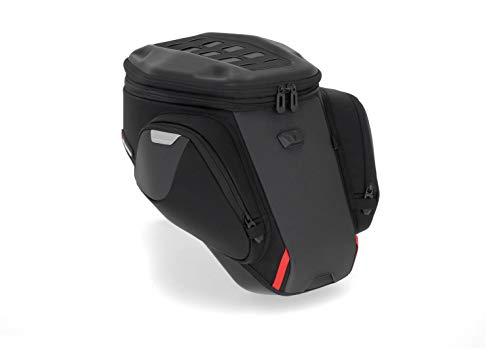 SW-MoTech Tankrucksack Motorrad Quick Lock Tanktasche Quick-Lock PRO Tankrucksack GS 16-20 Liter Stauraum, Unisex, Multipurpose, Ganzjährig, Nylon, schwarz