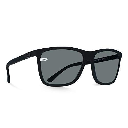 gloryfy unbreakable eyewear Unisex (Gi15 St. Pauli Black in Black) - Unzerbrechliche Sonnenbrille, Sport, Damen, He Sonnenbrille, Schwarz, Erwachsenen Sonnenbrille EU