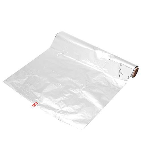 5m Huishoudelijke Keukengerei Bakpapier Dikke Barbecue Grill Tin Foil Bakoven Tool voor Thuis Keuken Bakken Accessoires 30 * 500cm