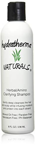 Hydratherma Naturals Herbal Amino Clarifying Shampoo, 8.0 fl. oz.