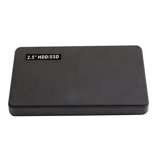 Almencla Disco Duro Externo Portátil - 2.5'' USB 3.0 HDD Memoria Externa para Windows para Linux y Laptop - 2T