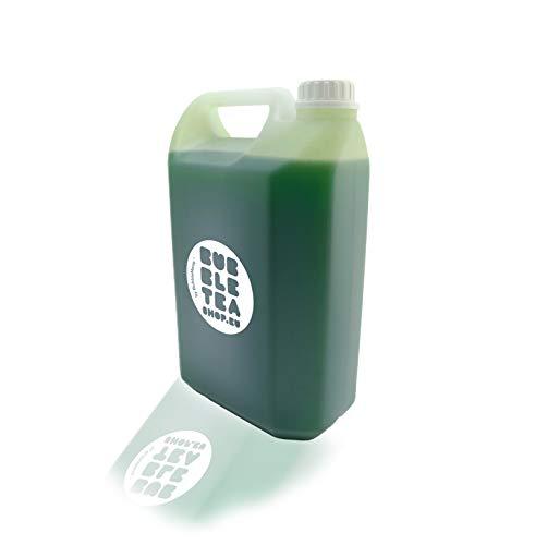 Fruit Syrup   Frucht Sirup für Bubble tea Kiwi (500 g)