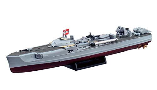 青島文化教材社 1/350 アイアンクラッドシリーズ Sボート プラモデル