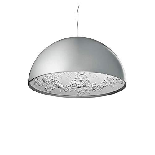 RongWang Italienischer Kronleuchter Für Wohnzimmer Schlafzimmer Küche Designer Vintage Loft Kronleuchter Licht (Color : White Warm White, Size : B)