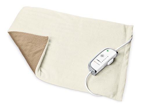 Medisana HP 625 Heizkissen 61140, Wärmekissen mit 4 Temperaturstufen, Größe: 46 x 35 cm, APS-Technologie, Bezug waschbar