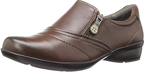 Naturalizer Women's Clarissa Slip-on Shoe,Coffee Bean,10 M US