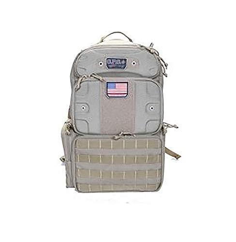 G5 Outdoors Tactical Range Backpack -Tan , 12x10x6