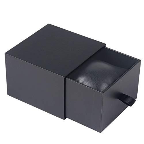 LHZMD Caja De Reloj, Caja De Almacenamiento De Reloj, Caja De Reloj...