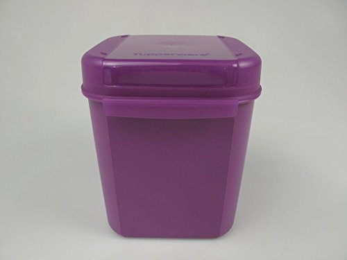 TUPPERWARE Bellevue 1,2 L lila Junior Vorratshaltung Vorrat Apollo Royal Mini
