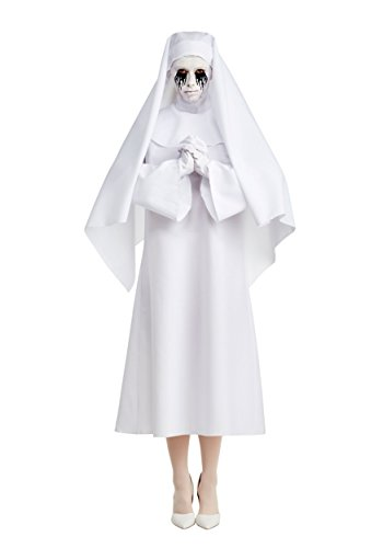 LF Centennial Pte. American Horror Story The White Nun Deluxe Character Fancy Dress Costume X-Large