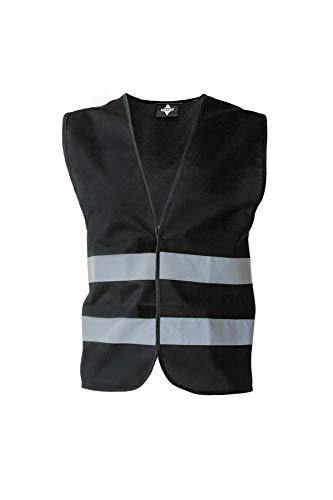 Functioneel vest, Medium, zwart, 1