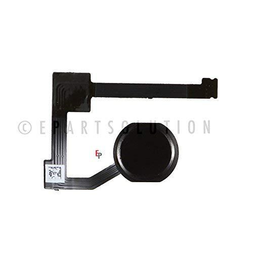 ePartSolution_ Replacement Part for iPad Mini 4 A1538 A1550 Home Button Module Flex Cable Menu Key Black USA